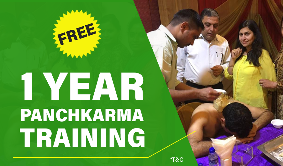 Free Panchakarma training