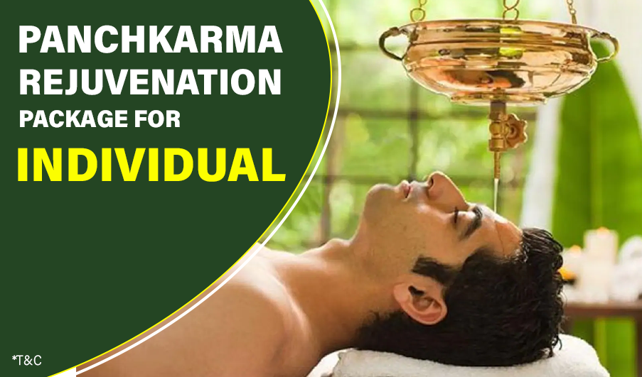 Panchkarma Rejuvenation Package For Individual