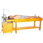 Massage Table with Shirodhara Yantra (Electrical)