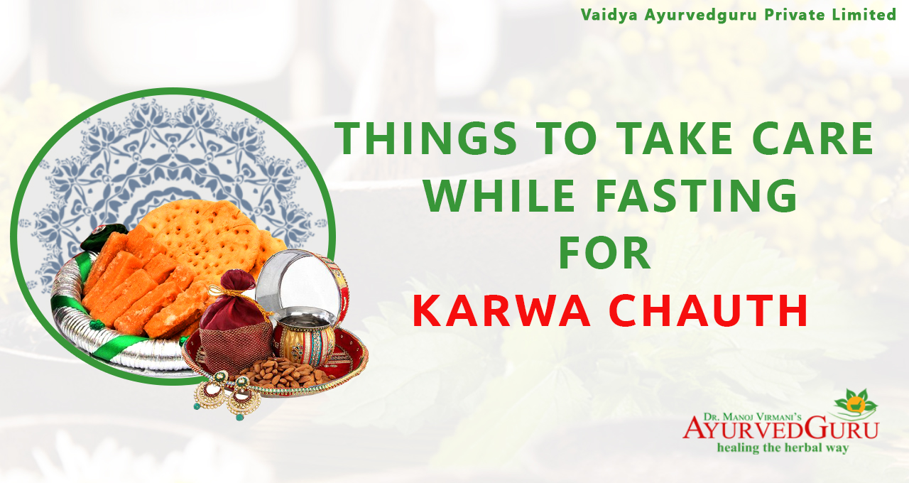 Ayurveda facts for Karwa Chauth